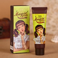 Wholesale South Korean babi girl Former makeup Magic BB Cream SPF30 setting milk perfect bare nature cosmetic maquiagem ml