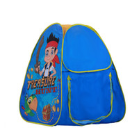 Wholesale Wholesae star waw mickey thomas game house children Kids Play Tent toy baby beach tent indoor and outdoor tent christmas gift