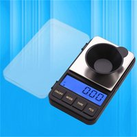 Wholesale 500g g Digital Household Scales Stainless Steel Tray Portable Kitchen Scales Large Screen Best Weighing Scales KL