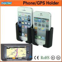 Nuevo Teléfono Móvil/GPS/Tarjeta de Negocios Soporte de Coche titular de los Stents Soporte Ajustable Titular Accesorio del Teléfono Celular de coches estilo