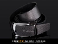 Wholesale First Layer leather Belts Grid Pin Buckle Cowhide belts for men Genuine leather Men s belts underquote Famous Brand Good quality good price