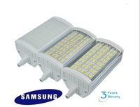 Wholesale free shippng r7s led mm light w with samsung SMD5730 R7S led flood light AC85 V years warranty dimmable r7s led mm light