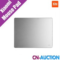 Wholesale 100 Original Xiaomi Metal Mouse Pad CM CM MM Luxury Simple Slim Aluminum Computer Mouse Pads Frosted Matte