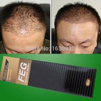 Wholesale faster Hair regrowth serum FEG Fast Hair Growth liquid for anti hair loss treatment thickening dense hair care