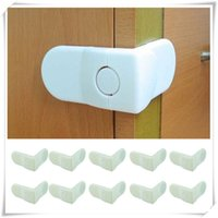 Wholesale Newly Design Baby Drawer Safety Lock For Door Cabinet Refrigerator Window Baby safe products June11