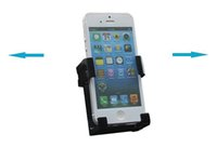 Wholesale 5pcs Adjustable Vehicle Car Phone Stand Holder Air Vent Outlet Clip for Apple iphone Samsung Navigator