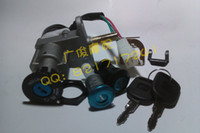 bicycle pedal covers - Electric scooter set lock pedal car princess set lock assembly electric bicycle cover lock full set order lt no track