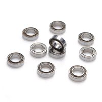 Wholesale Lowest Price Miniature Metal Shielded Sealed Groove Model Ball Bearing MR Series Best Promotion
