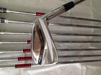 Wholesale 2015 golf clubs MP5 irons MP golf irons P with Kbs tour steel R shaft free headcover