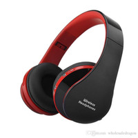 headphones beat - Beat Wireless Bluetooth Stereo Foldable Headset Handsfree Headphones Earphone with Micphone for iPhone Galaxy HTC Black Hot