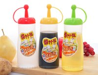sauce bottles - 2015 High quality dispenser bottle cups cups tomato sauce bottle Kitchen supplies PZ2