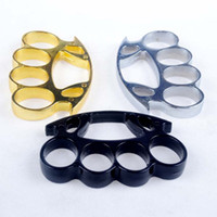 Wholesale QTY1 FAT BOY RENEGADE THICK BLACK BRASS KNUCKLE DUSTERS