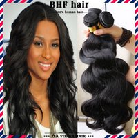 Cheap hair extension hair weft hair waving Best brazilian unprocessed hair