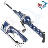 Wholesale 2015 Brand New Line1 m length cm Mini Portable Fishing Rod Folding Rod Telescopic Pole With Fishing Carp Fishing Fishing Tackle