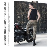 Wholesale uglyBROS motorpool camo UBP07 Men s camouflage pants motorcycle pants jeans casual pants