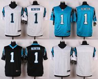 babies factory - Factory Outlet Carolina Pants Cam Newton Men Womens Kids Baby Blank White Blue Black with Super Bowl Patch Jerseys