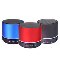 Wholesale S11 Wireless Mini Bluetooth Speaker HiFi Music Player with MIC For iPhone6 MP4 MP3 Tablet PC