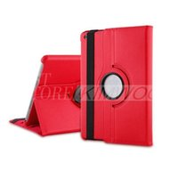 Wholesale 360 Degree Rotary PU Leather Smart Cover Case Stand Intelligent Sleep Cases For Ipad Air Ipad Ipad Mini
