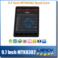 Wholesale Newest Style MTK8382 new hot inch touch screen tablet pc