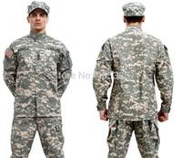 acu digital uniform - Fall Digital desert uniform Army Tactical suits uniforms BDU Military uniform ACU Multicam Uniform Sets