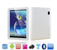 Wholesale 2015 quot inch A33 Quad core GHz Tablet pc GB GB Android pixels Kitkat WIFI Dual Camera Bluetooth OTG Tablets