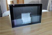 Wholesale 19 Inch LCD Advertising Screens SD Card Digital Media Advertising Built in Clock Floor Standing Digital Signage for MS W42CD BG8