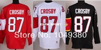 Cheap Factory Outlet, 2014 Winter Olympic Pittsburgh Penguins #87 Sidney Crosby Hockey Jerseys Cheap Red White Black Color Stitched