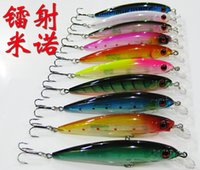 Wholesale Hot New Lure Fishing Hooks Pretend bait Blabbermouth board Lure Fishing bait for freshwater bass IOUs Culter sea bass special hooks