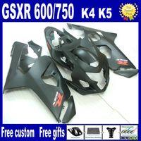 fairings - Matte black Free Cowl for SUZUKI GSXR fairing kit GSXR fairings kits