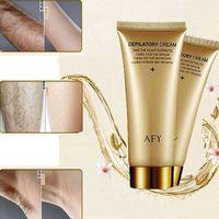 Wholesale AFY Women Men Hair Removal Depilatory Cream Body Hair Depilatory Cream Makes Skin Soft and Smooth Supply Moisture Skin