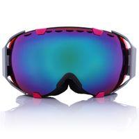 Wholesale Unisex Anti fog UV Double Lens Outdoor Snowboard Ski Goggle Protective Glasses Eyewear