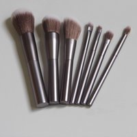 Wholesale Professional Makeup Brush Sets Make Up Tools High Quality Synthetic Hair Brand Metal Handle Makeup Brushes