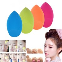 Wholesale 2016 NEW Makeup Foundation Sponge Blender Blending Puff Flawless Powder Smooth Beauty Cosmetic Tool a2