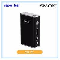 Precio de D3 ipv-Nuevo lanzado SMOK R80 80W TC caja nueva versión de SMOK Xpro M80 con el sistema de control de temperatura VS <b>IPV D3</b>
