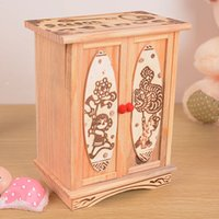 bank furniture - M2621 YM136 furniture piggy piggy bank small cabinet wooden home gift ideas for children