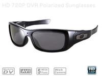 dvr mp3 sunglasses - Multi functional google glasses undetectable lens Mega pixels HD DVR Sunglasses camera with MP3 player Web Camera Function