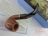 Cheap Grade imported Italian dextromethorphan briar smoking pipe bend Doo wholesale consult in or out of stock