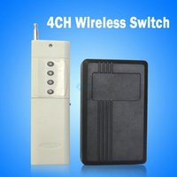 Wholesale Metres Long Distance CH Wireless Remote Control Switch Module