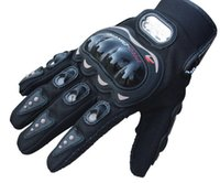 Wholesale motorcycle gloves Full Finger Protective Gear Racing Gloves Performance Racing Accessories GL165662