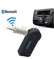 Wholesale Bluetooth Music Receiver Audio Streaming mm Stereo Home Car Wireless Adapter