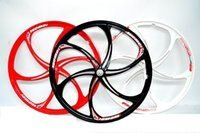 bicycle front disk - 15126 inch magnesium alloy Siamese round cassette disk brake card fly quick release rotodyne bicycle accessories