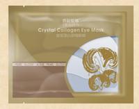 Wholesale 10pcs pair PILATEN Collagen Crystal Eye Masks Anti aging Anti puffiness Dark circle Anti wrinkle moisture Eyes Care