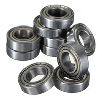 Wholesale High Quality x x mm Metal Sealed Shielded Deep Groove Ball Bearing ZZ Lowest Price