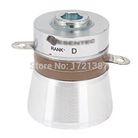Wholesale High Conversion Efficiency W KHz Ultrasonic Piezoelectric Transducer Cleaner