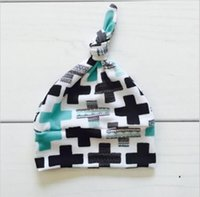Wholesale New Baby Hat Spring And Summer Baby Cotton Toddler Cap Kids Newborn Clothing Accessories Hat Baby Caps For GIrls And Boys hight quality