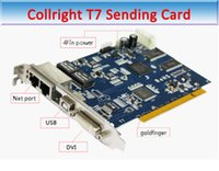 alphanumeric led - Collright T7 Sending Card Full color LED display module sending card Video Graphics Animation Alphanumeric Display