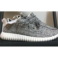 Cheap (With original box)Yeezy Boost 350 Running Shoes yeezy 350 boost Pirate Black Classic Grey 1:1 Version Supply hot sale