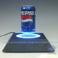 Wholesale Novelty Gadget Magnetic levitation rotating pop display for brand promotion souvenirs gift order lt no track