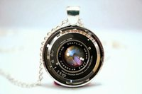 american photographer - 10pcs Glass VINTAGE CAMERA LENS Necklace Camera Pendant Gift for Photographer Not an Actual Lens mm