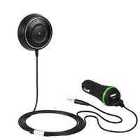 Wholesale Jrelecs newest private patented CE RoHS certified Bluetooth handsfree car kit JRBC01 with microphone NFC